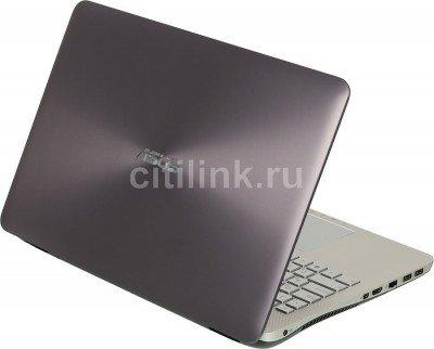 "Ноутбук ASUS N551JM-CN123H, 15.6"", Intel Core i7 4710HQ, 2.5ГГц, 12Гб, 1000Гб, nVidia GeForce GTX 860M - 2048 Мб, DVD-RW, Windows 8.1, серый"