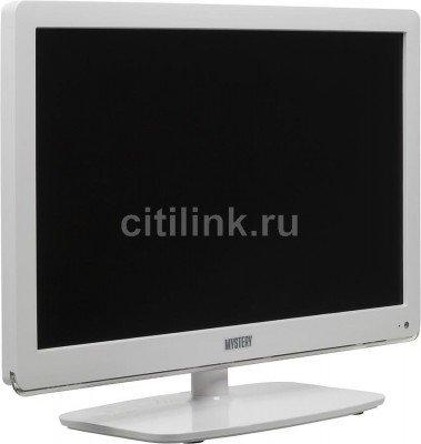 "Телевизор LED MYSTERY MTV-1918LW ""R"", 19"", HD READY (720p), белый"