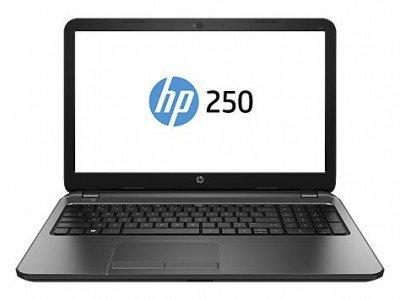 "Ноутбук HP 250 G3, 15.6"", Intel Celeron N2840, 2.16ГГц, 2Гб, 500Гб, Intel HD Graphics , Free DOS, черный 1"