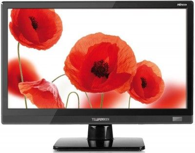 "Телевизор LED TELEFUNKEN TF-LED15S27 ""R"", 15.6"", HD READY (720p), черный 1 1 1"